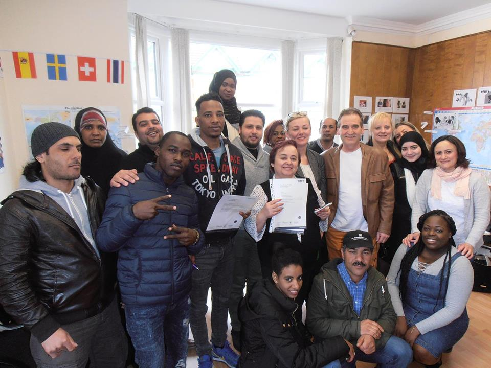 Numidia Academy - ESOL Coventry
